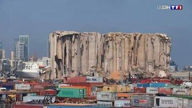 Explosion à Beyrouth : la ville, un an après la catastrophe