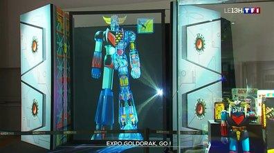 Expo à Paris : Goldorak débarque à la Maison de la Culture du Japon