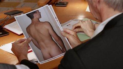 Les photos nues d'Arthur dévoilées au procès de sa mère !