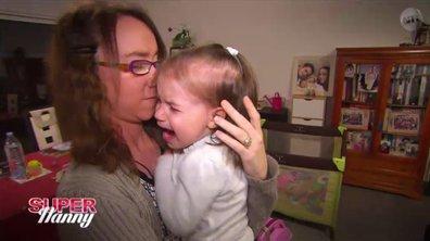 Super Nanny outrée : le geste de cette petite la laisse bouche bée
