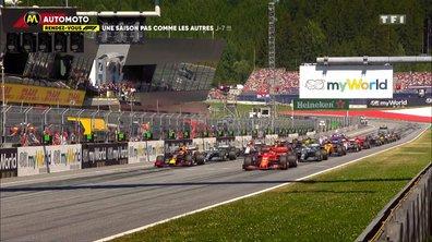 Formule 1, une saison pas comme les autres, J-7 !
