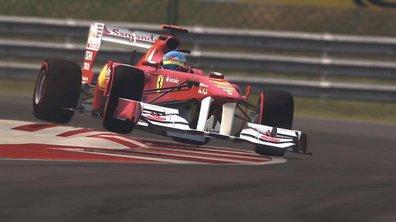F1 2011 : le jeu vidéo lancé vendredi 23 septembre