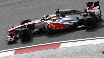 F1 - GP de Malaisie : Hamilton s'envole aux essais