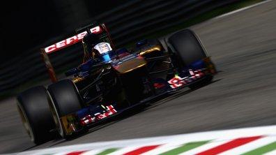 F1 : le Grand Prix d'Italie 2013 vu côté Français