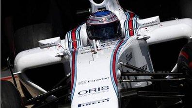F1 - Autriche 2014, essais libres 3 : Bottas joue les invités surprises