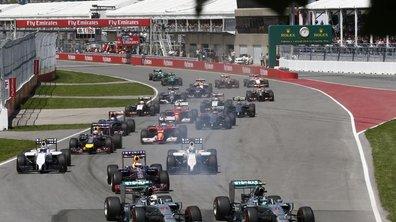 F1 : départ arrêté après chaque voiture de sécurité ?