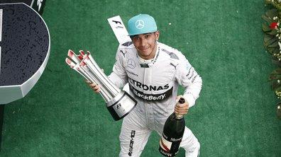 F1 2014 - GP de Malaisie : Hamilton dédie sa victoire aux victimes