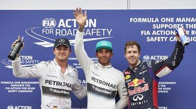 F1 2014 : Mercedes s'attend à un clash entre Rosberg et Hamilton