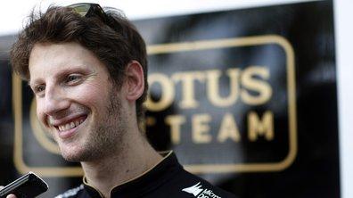 F1 2016 : Grosjean en partance pour Haas ?