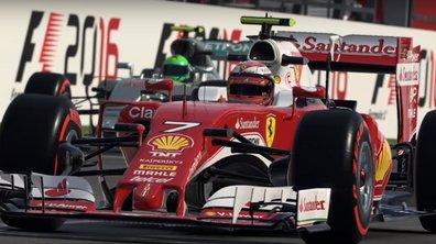 F1 2016 est enfin disponible sur console et PC
