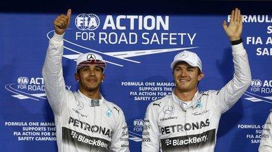 F1 2016 : Rosberg et Hamilton auront carte blanche chez Mercedes