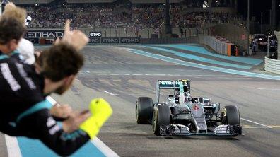 F1 : que retenir de la saison 2015 ?