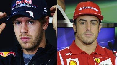 F1 - GP Brésil : Vettel/Alonso peut être champion si...