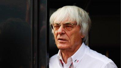 """F1 – Ecclestone : """"J'aimerais que Renault rachète Lotus"""""""
