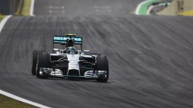 F1 - GP Brésil 2014 : Rosberg veut concrétiser en course