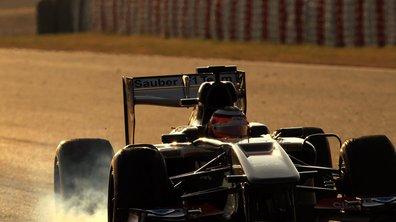 """F1 : les pneus Pirelli """"pas dangereux s'ils sont montés correctement"""""""