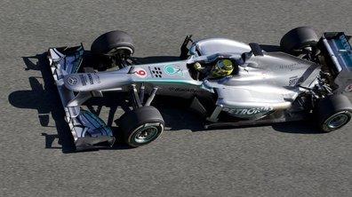 F1 - Qualifications GP d'Espagne : Rosberg en pole position devant Hamilton