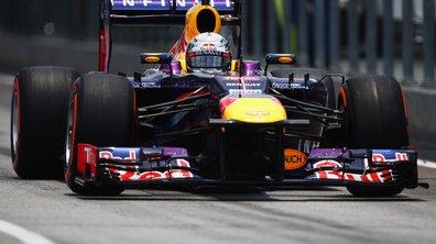 F1 - GP Malaisie : Vettel dompte le sec