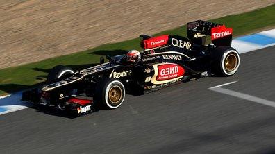 F1 - essais Jerez : Grosjean en tête de la 2ème journée