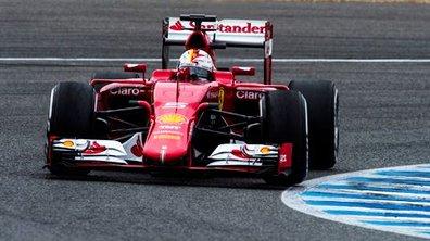 F1 2015 - Essais de Jerez J2 : Vettel encore aux avant-postes