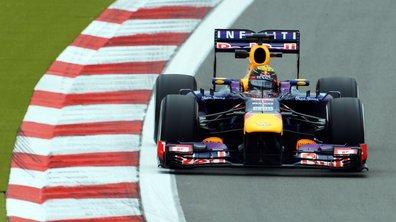F1 - Essais 2 GP Allemagne : Vettel meilleur chrono
