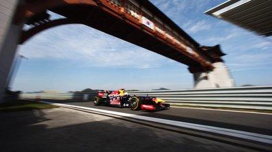 F1 - Essais GP Corée : Hamilton et Vettel aux commandes