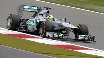F1 - GP d'Allemagne : Rosberg s'attend à une course compliquée à domicile