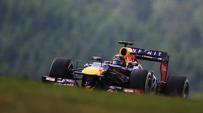 F1 - GP d'Allemagne : Vettel mène toujours son Grand-Prix