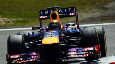 F1 - GP d'Allemagne : Départ réussi pour Vettel