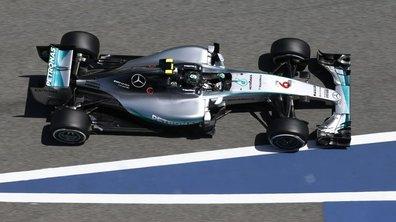 F1 - GP d'Espagne 2015 : première pole position pour Rosberg
