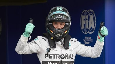 F1 - GP Grande-Bretagne 2014 : Rosberg en route vers un 4e succès