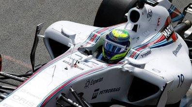 F1 : Felipe Massa fête son 200e Grand-Prix