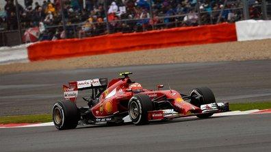 F1 - GP Grande-Bretagne 2014 : Plus de peur que de mal pour Räikkönen