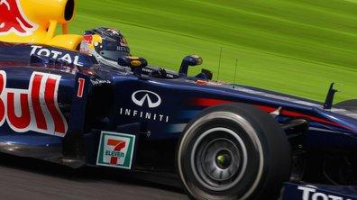 F1 GP du Japon : Vettel dans le club des doubles champions