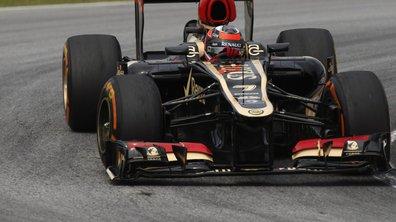 F1 - Essais GP Malaisie : Räikkönen plus rapide sur le sec
