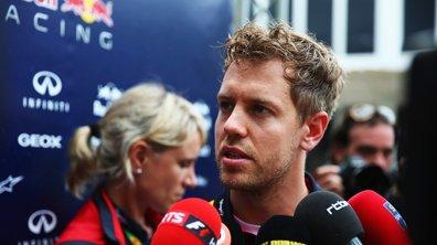 "F1 GP Malaisie - Vettel : ""Mes excuses à Mark"""
