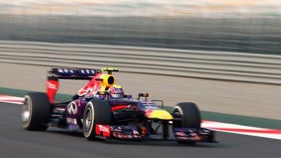 F1 - GP d'Abu Dhabi : Webber double Vettel en qualifications, les Mercedes bien placées