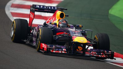 F1 - Essais GP d'Abu Dhabi 2013 : Vettel reprend la main