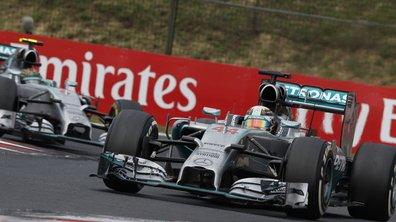 F1 : Mercedes, une saison déjà record !