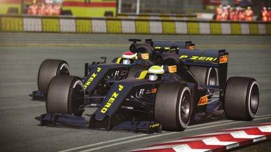 Pirelli présente les pneus de la saison 2017 de F1