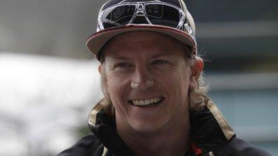 F1 - Bilan : Räikkönen (Lotus) a retrouvé le sourire