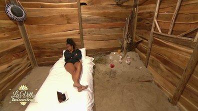 Exclu - Episode 56 : Inès dort dans la cabane !
