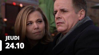 Les feux de l'amour - Episode du 24 octobre 2019