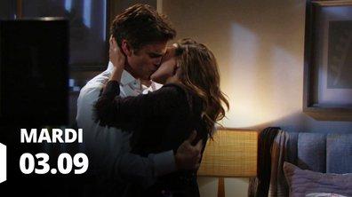 Les feux de l'amour - Episode du 3 septembre 2019