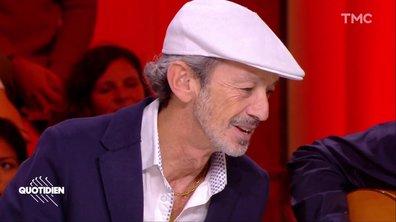 """Fabian Ordonez : """"Una historia de amor"""" en live pour Quotidien"""