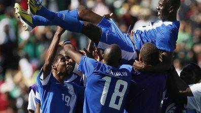 Gold Cup : Première réussie pour la Martinique !