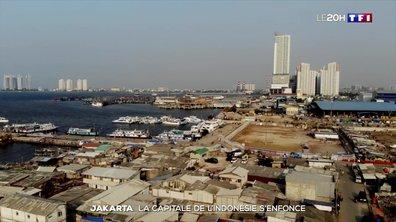 Face à la montée des eaux, Jakarta déménage