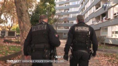 Face aux dealers : le quotidien de la police de Grenoble