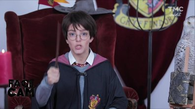 Face Cam : Camille Lellouche est Harry Potter