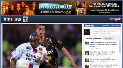 Regarde et commente Lyon - Bordeaux sur TF1.fr !